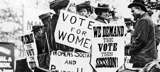 Frauenrechte: Darf's ein bisschen militanter sein?