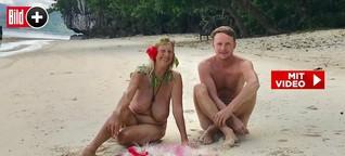 Paradies oder Südsee-Hölle? - Eine Woche nackt auf der Nacktinsel