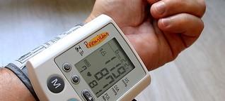 Rückruf von Blutdruckmitteln