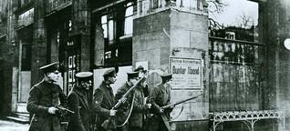 Schicksalsjahr 1918: Der Umsturz aus dem Untergrund