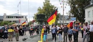 AfD-Abgeordneter arbeitet mit Anhängern der Identitären Bewegung zusammen