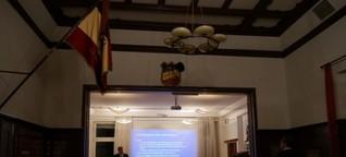 Burschenschaft Alemannia in Stuttgart: Fechten ist Pflicht