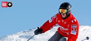 Michael Schumacher: Corinna hat das Video aus seiner Helm-Kamera