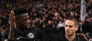 In Europa League ungeschlagen: Eintracht Frankfurt gewinnt in Rom - Wiesbadener Kurier