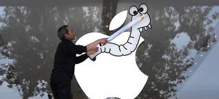 Wille und Algorithmus - Schafft es die EU, dass Apple Steuern zahlt?