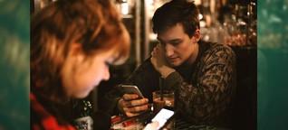Muss ein Mann beim Date bezahlen - oder ist das sexistischer Blödsinn?