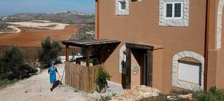 Airbnb streicht Wohnungen jüdischer Siedler aus dem Angebot