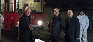 Tatort-Sicherung: Kann man die russische Mafia mit Powerpoint erklären?