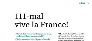 111 Orte in Nordfrankreich, die man gesehen haben muss