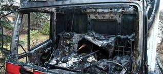 Ticker: Lastwagen bei Eibau ausgebrannt | MDR.DE