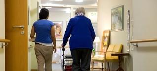 Pflegeheim in München - Altenpflege und gute Bezahlung schließen sich nicht aus