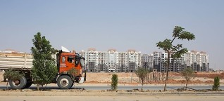 Hier entsteht Ägyptens erste Smart City