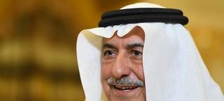 Außenminister Ibrahim al Assaf: Saudi-Arabiens neuer Krisenmanager