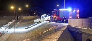 Polizeimeldungen aus Görlitz: Einbrecher gefasst, Kinderwagen angezündet und Autocrash | MDR.DE