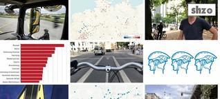 Wie sicher ist Radfahren in Deutschland?