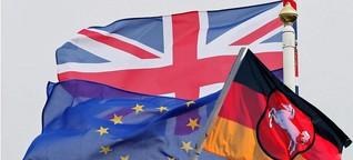 Brexit gleich Exit für britische Beamte?