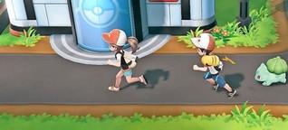 Süße Sucht des Sammelns: Das neue Pokémon-Spiel im Test
