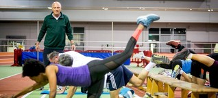 Sportkurse für Freigeister in der Arena