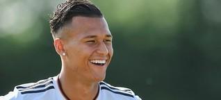 Davie Selke - ein neues Gesicht des deutschen Fussball-Sommers