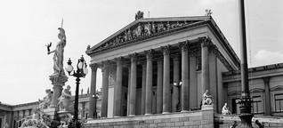 Ein Tempel für die Demokratie