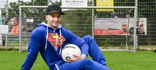 Benjamin Lamprecht - Der Superman der Kreisliga