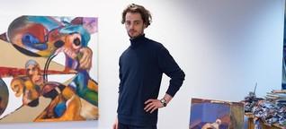 Zwischen Kunst und Sport: Warum Alexander Iskin an den Makkabi Spielen in Berlin teilnimmt