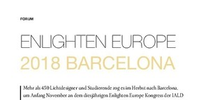 Enlighten Europe Barcelona 2018