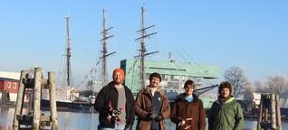Todesursache Lawine? Eine Drohne aus Hamburg soll genau das verhindern