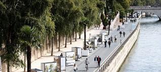 Straßenverkehr in Berlin: In Paris läuft's besser