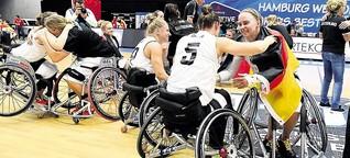Rollstuhlbasketball: Bronze für Deutschland bei der Heim-WM