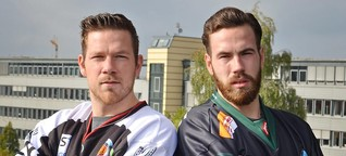 Eishockey-Derby: Duell der Brüder