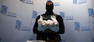 60 Kilo Heroin auf der A11 sichergestellt