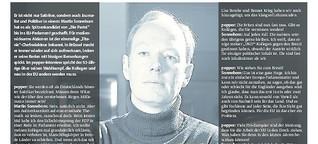 """Martin Sonneborn: """"Eigentlich funktioniert die EU"""""""