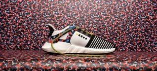 """Pressesprecherin über BVG-Sneaker: """"Sie müssen den Schuh tragen"""""""