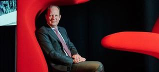 """SIX-Chef Jos Dijsselhof: """"Bauen eine komplett neue Börse"""""""