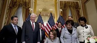 Trump gibt nach - Shutdown vorerst beendet