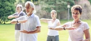 Sport bei Parkinson