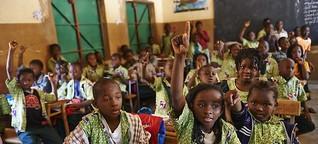 Burkina Faso: Schule für alle - und im Nebenfach Gebärdensprache