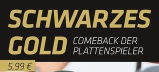 """E-Book """"Schwarzes Gold"""""""