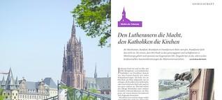 Toleranzstadt Frankfurt