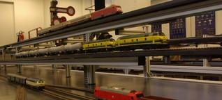 Eisenbahn-Labor - Mit Modelleisenbahnen gegen Zugverspätungen