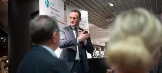Darum ist Jens Spahn der Gemischtwarenhändler Deutschlands - WELT