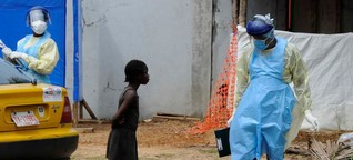 Is increased media attention on Ebola translating into more donations? | DW | 15.10.2014