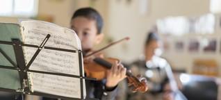Geigen der Hoffnung: Musik öffnet Roma-Kindern eine neue Welt