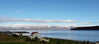 Islands wilde Seite: Roadtrip durch die Westfjorde