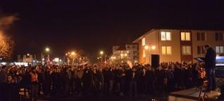 Proteste gegen Flüchtlinge in Schneeberg flammen erneut auf - Störungsmelder