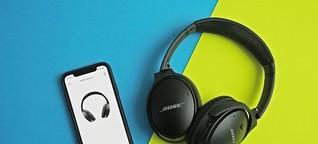 Bose Quietcomfort 35 II: ANC-Kopfhörer mit Alexa im Test