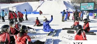 China will zur grössten Wintersportnation der Welt werden | NZZ am Sonntag