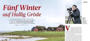 Nordsee: Fünf Winter auf Hallig Gröde