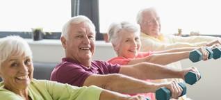 Auf, auf! Ach, nee! Doch! Wie erhalten wir unsere Freude an Bewegung bis ins hohe Alter?